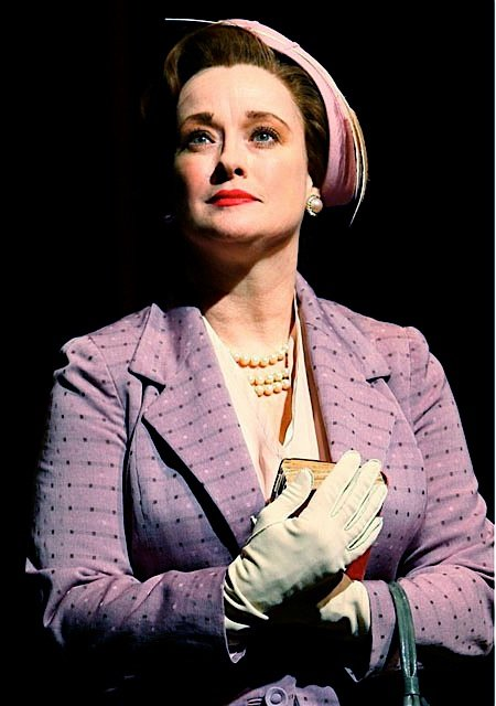 Patti Cohenour as Margaret Johnson in LCT's The Light in the Piazza (3/4)