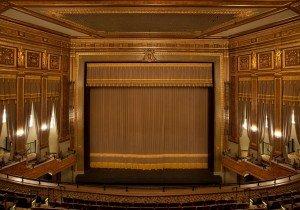 Nederlander Theatre Interior