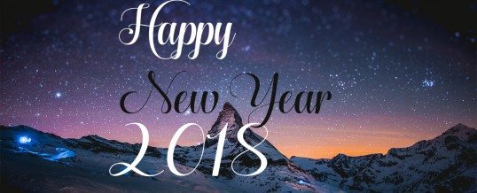 Happy New Year and Blessings To All