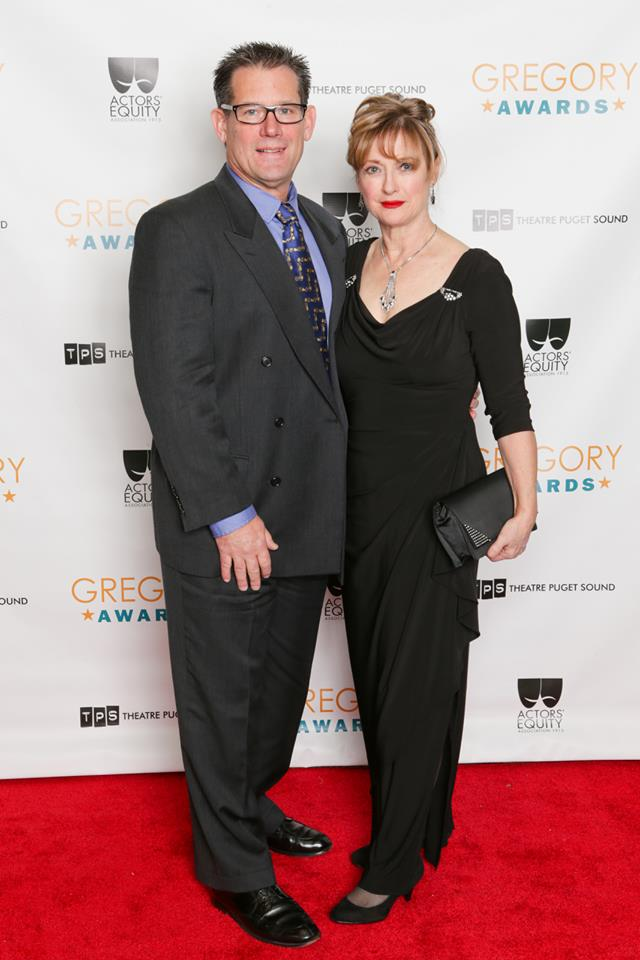 patti cohenour gregory awards red carpet